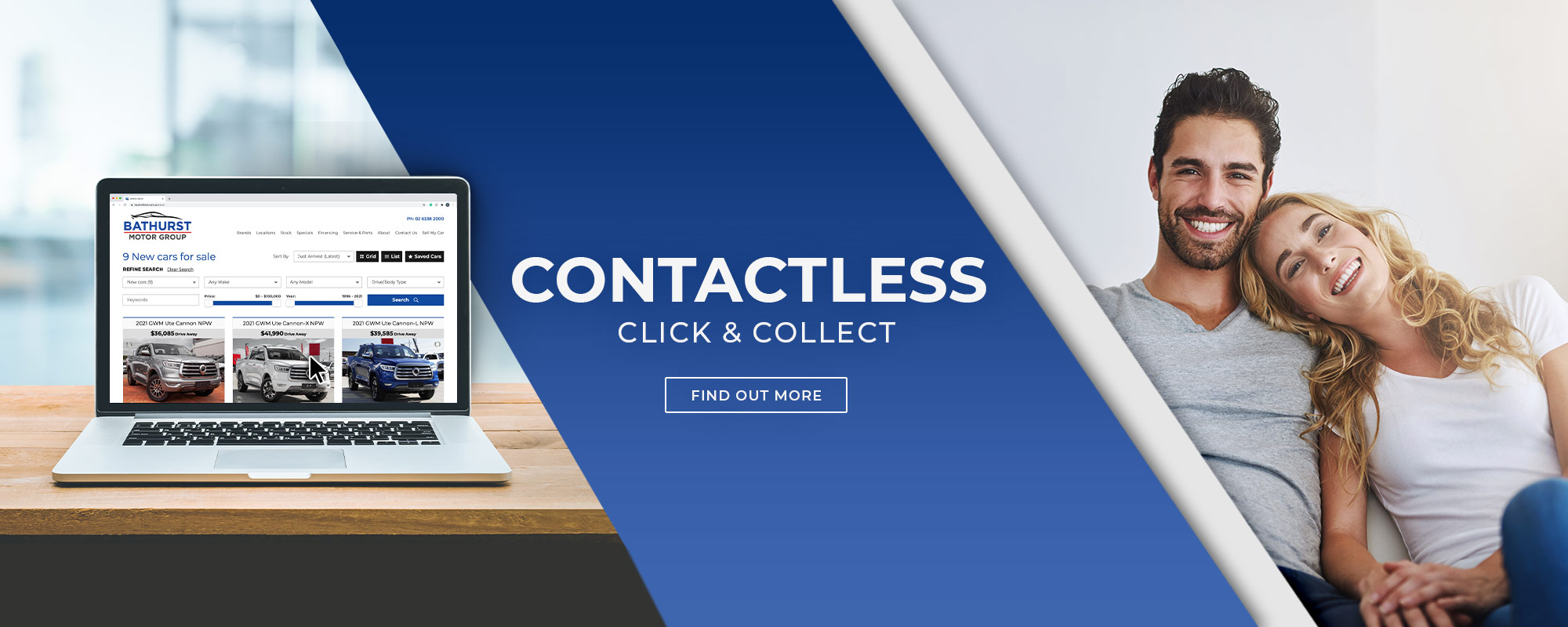 Bathurstmotors Contactless
